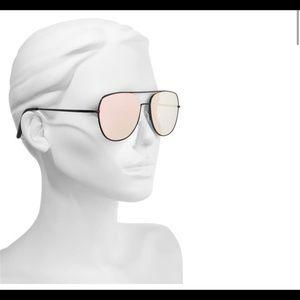 Quay Australia 60mm Aviator Sunglasses